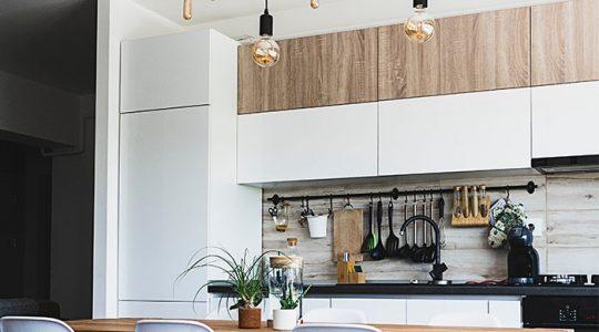 Sviesus virtuves baldai